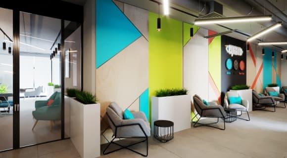 советы по дизайну маленьких офисов бэкграунд